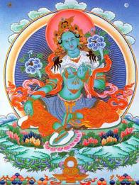 Green Tara, Mother of All Buddhas